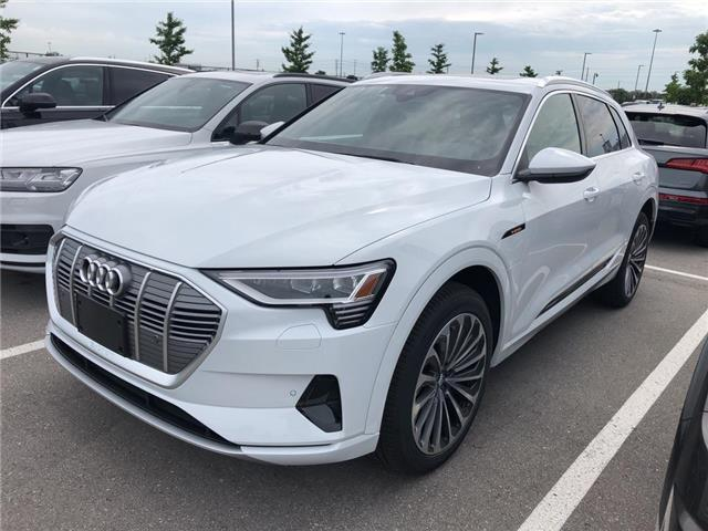 2019 Audi e-tron 55 Progressiv (Stk: 50872) in Oakville - Image 1 of 5