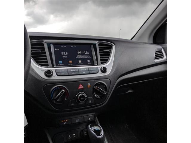 2019 Hyundai Accent Preferred (Stk: 12670A) in Saskatoon - Image 13 of 17