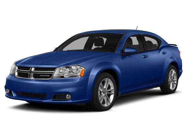 2014 Dodge Avenger SXT (Stk: P0256A) in Calgary - Image 1 of 9