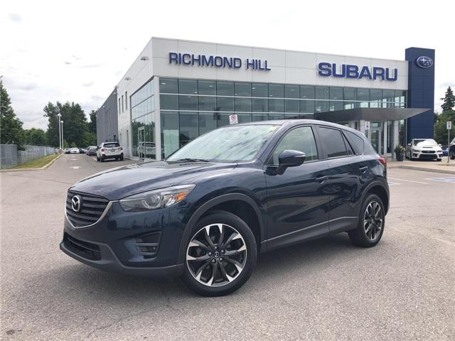 2016 Mazda CX-5 GT (Stk: T32665A) in RICHMOND HILL - Image 1 of 26