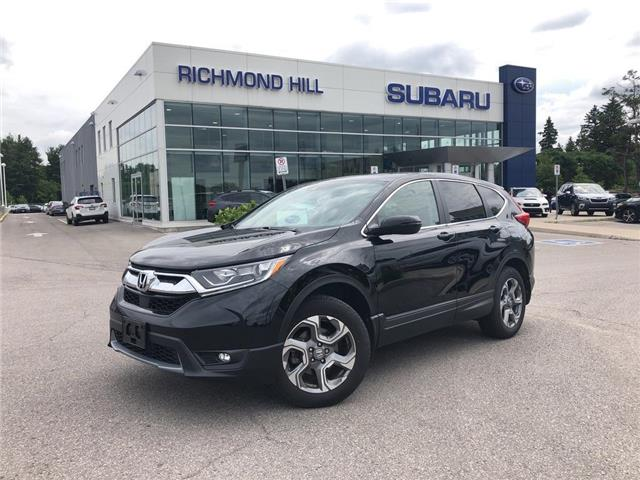 2018 Honda CR-V EX (Stk: T32133) in RICHMOND HILL - Image 1 of 23