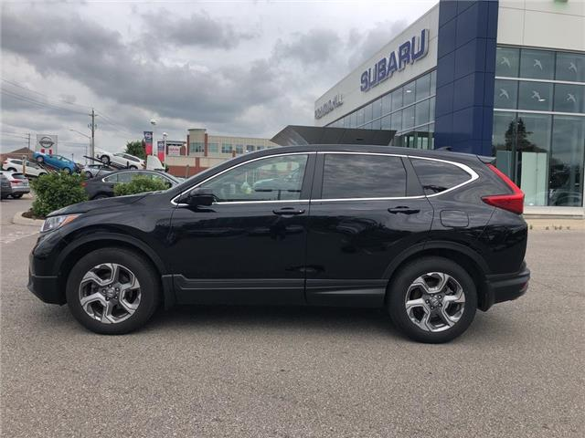 2018 Honda CR-V EX (Stk: T32133) in RICHMOND HILL - Image 2 of 23