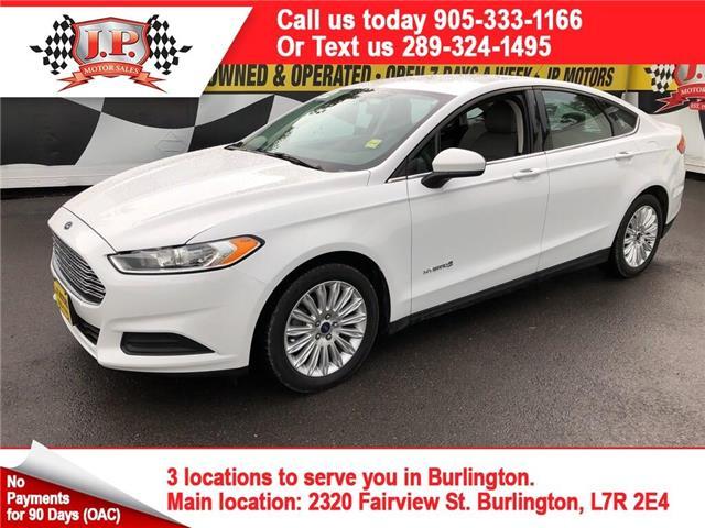 2014 Ford Fusion Hybrid S (Stk: 47348) in Burlington - Image 1 of 23