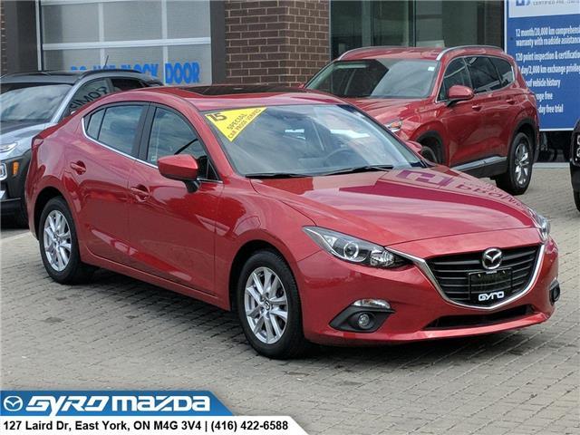 2015 Mazda Mazda3 GS (Stk: 28997) in East York - Image 1 of 29