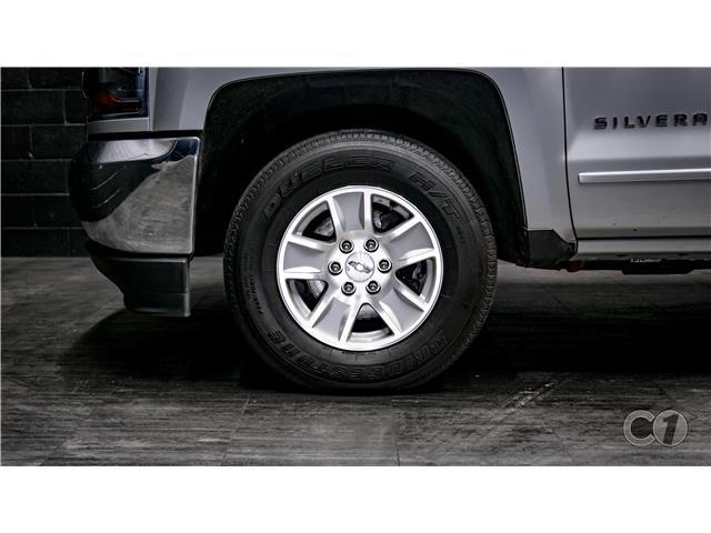 2017 Chevrolet Silverado 1500 LT (Stk: CB19-281) in Kingston - Image 8 of 35