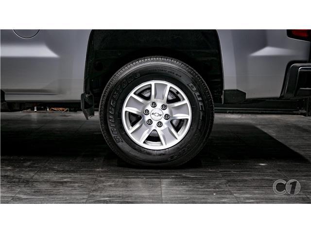 2017 Chevrolet Silverado 1500 LT (Stk: CB19-281) in Kingston - Image 9 of 35