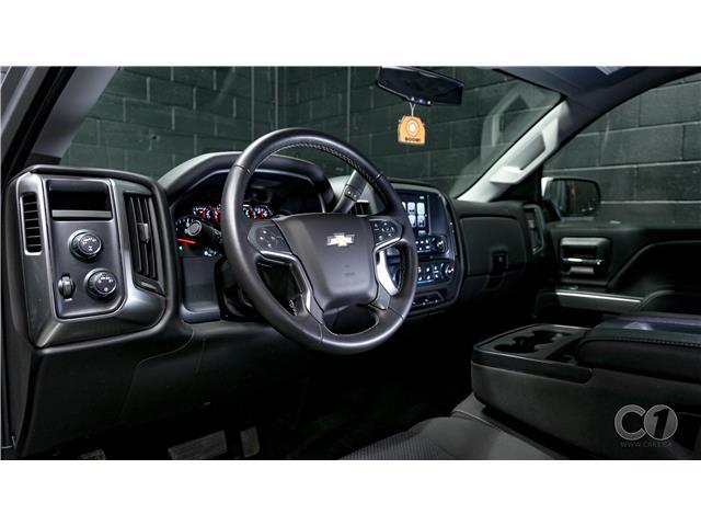 2017 Chevrolet Silverado 1500 LT (Stk: CB19-281) in Kingston - Image 11 of 35