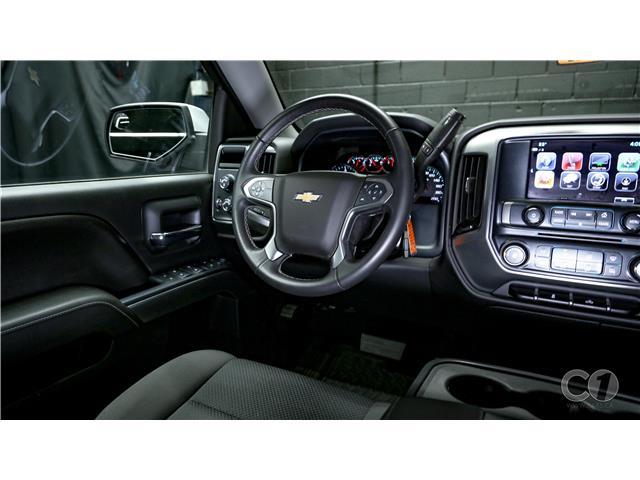 2017 Chevrolet Silverado 1500 LT (Stk: CB19-281) in Kingston - Image 13 of 35
