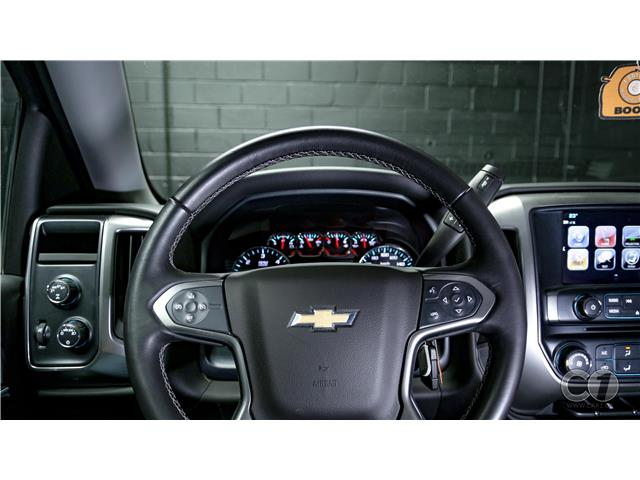 2017 Chevrolet Silverado 1500 LT (Stk: CB19-281) in Kingston - Image 17 of 35