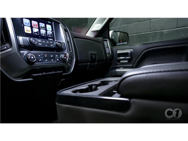 2017 Chevrolet Silverado 1500 LT (Stk: CB19-281) in Kingston - Image 27 of 35