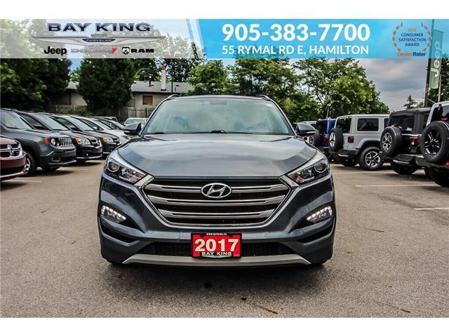2017 Hyundai Tucson  (Stk: 197583A) in Hamilton - Image 2 of 23
