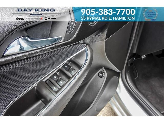 2018 Chevrolet Cruze LS Auto (Stk: 197554A) in Hamilton - Image 5 of 20