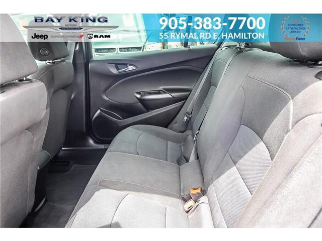 2018 Chevrolet Cruze LS Auto (Stk: 197554A) in Hamilton - Image 10 of 20