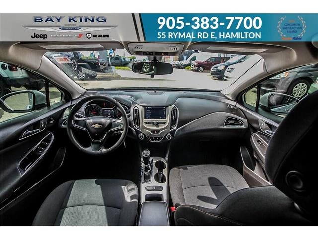 2018 Chevrolet Cruze LS Auto (Stk: 197554A) in Hamilton - Image 11 of 20