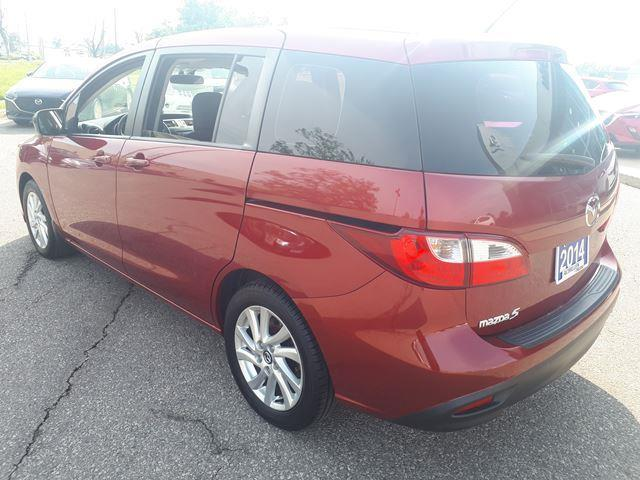 2014 Mazda Mazda5 GS (Stk: P5759) in Milton - Image 4 of 13
