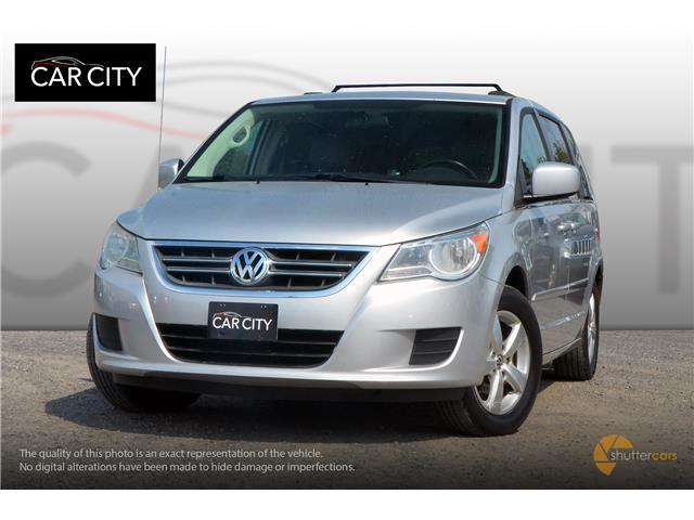 2011 Volkswagen Routan Comfortline (Stk: 2655) in Ottawa - Image 1 of 20