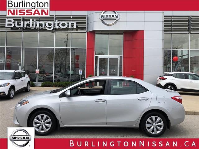 2016 Toyota Corolla LE (Stk: A6711) in Burlington - Image 1 of 18
