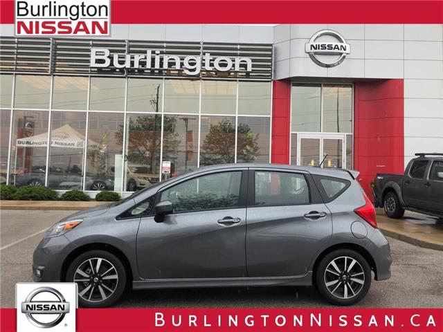 2018 Nissan Versa Note  (Stk: A6707) in Burlington - Image 1 of 19