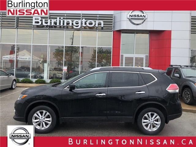 2016 Nissan Rogue SV (Stk: A6684) in Burlington - Image 1 of 21