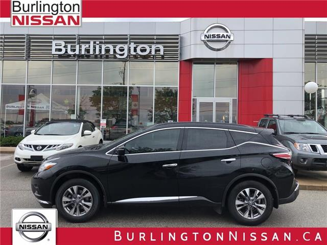 2015 Nissan Murano SV (Stk: A6724) in Burlington - Image 1 of 21