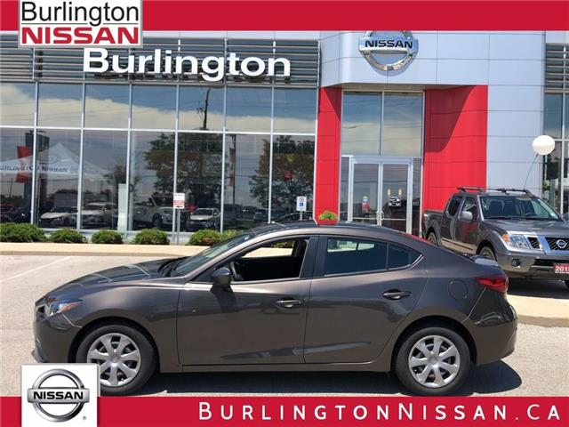 2015 Mazda Mazda3 GX (Stk: A6734) in Burlington - Image 1 of 17