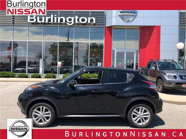 2016 Nissan Juke SV (Stk: Y2649A) in Burlington - Image 1 of 18
