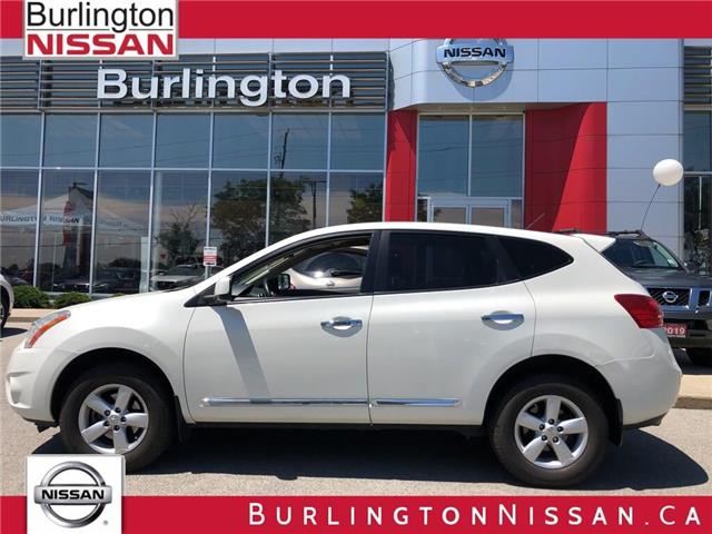 2013 Nissan Rogue  (Stk: Y2677A) in Burlington - Image 1 of 15