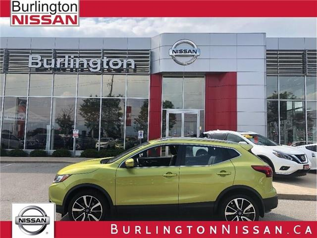 2017 Nissan Qashqai SL (Stk: A6749) in Burlington - Image 1 of 23