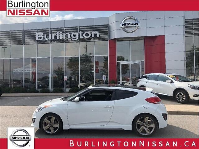 2015 Hyundai Veloster Turbo (Stk: Y9303B) in Burlington - Image 1 of 23