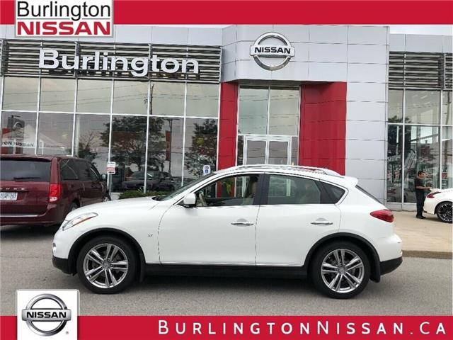 2014 Infiniti QX50 Journey (Stk: X4332B) in Burlington - Image 1 of 20