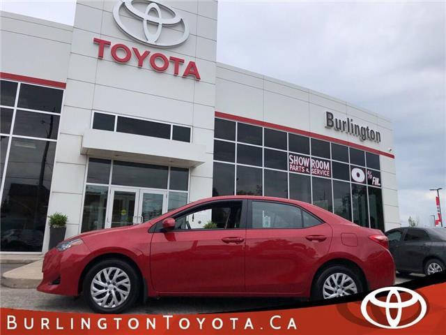 2017 Toyota Corolla LE (Stk: U10712) in Burlington - Image 1 of 15