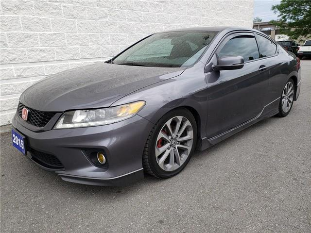 2015 Honda Accord EX-L-NAVI V6 (Stk: 19647A) in Kingston - Image 2 of 30