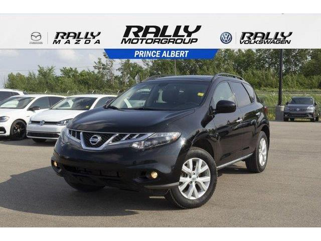 2013 Nissan Murano  (Stk: V673A) in Prince Albert - Image 1 of 11