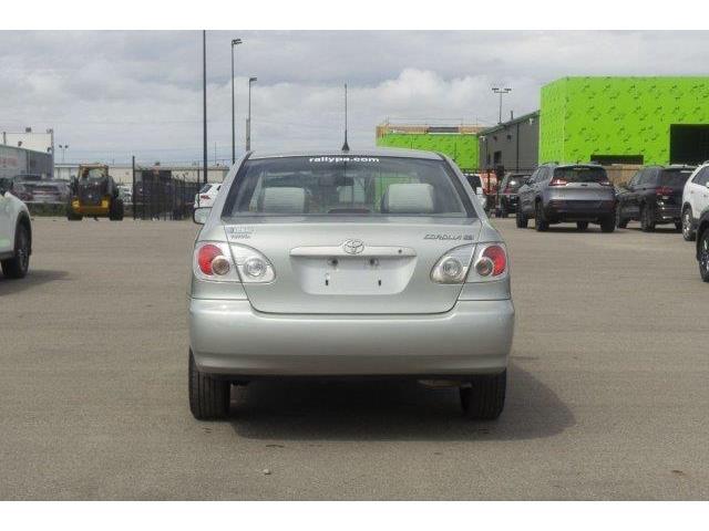 2003 Toyota Corolla CE (Stk: 19114A) in Prince Albert - Image 4 of 10