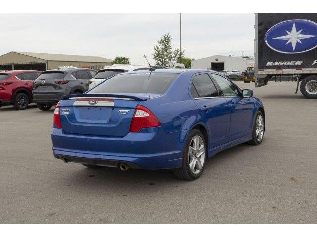 2011 Ford Fusion Sport (Stk: V951) in Prince Albert - Image 5 of 11
