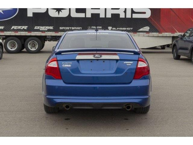 2011 Ford Fusion Sport (Stk: V951) in Prince Albert - Image 6 of 11