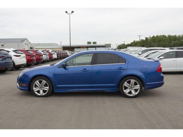2011 Ford Fusion Sport (Stk: V951) in Prince Albert - Image 8 of 11