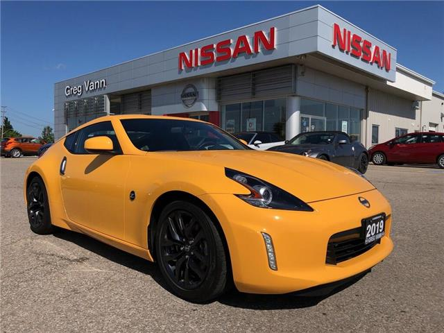 2019 Nissan 370Z Base (Stk: W0001A) in Cambridge - Image 1 of 26