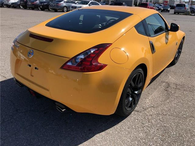 2019 Nissan 370Z Base (Stk: W0001A) in Cambridge - Image 6 of 26