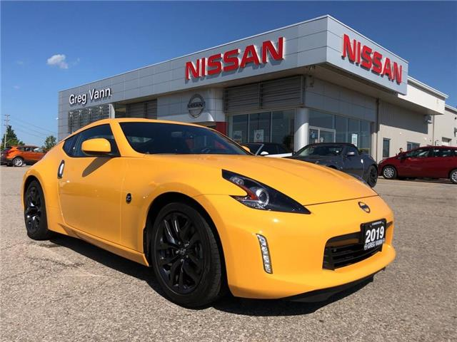 2019 Nissan 370Z Base (Stk: W0001A) in Cambridge - Image 8 of 26
