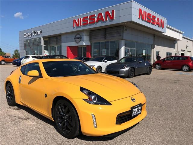 2019 Nissan 370Z Base (Stk: W0001A) in Cambridge - Image 9 of 26