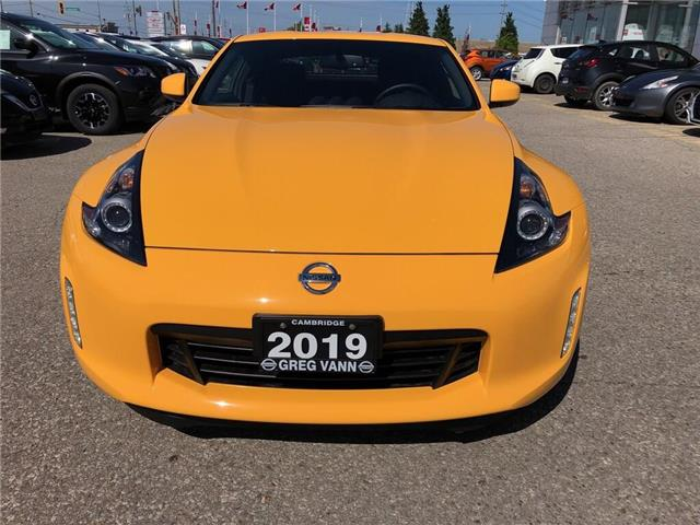 2019 Nissan 370Z Base (Stk: W0001A) in Cambridge - Image 10 of 26