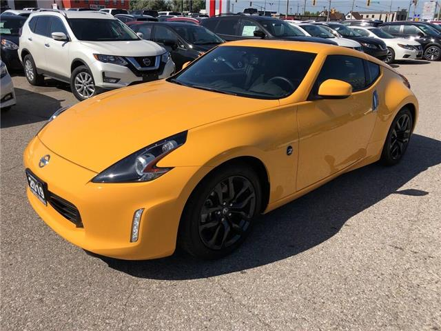2019 Nissan 370Z Base (Stk: W0001A) in Cambridge - Image 11 of 26