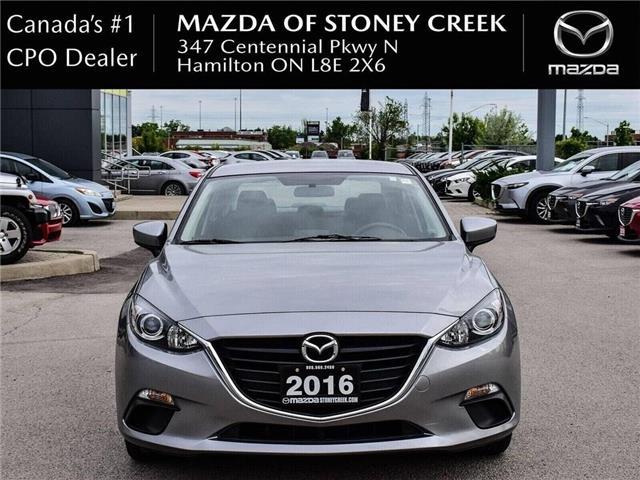 2016 Mazda Mazda3 GX (Stk: SU1255) in Hamilton - Image 3 of 23