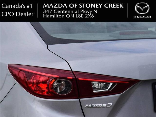 2016 Mazda Mazda3 GX (Stk: SU1255) in Hamilton - Image 9 of 23