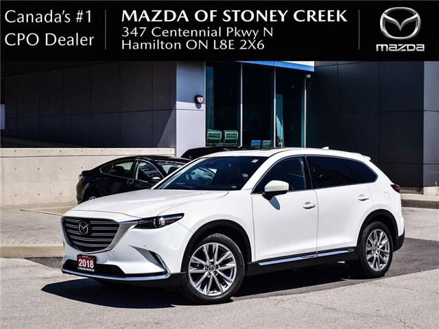 2018 Mazda CX-9 Signature (Stk: SU1259) in Hamilton - Image 1 of 28