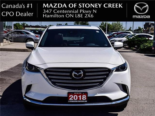 2018 Mazda CX-9 Signature (Stk: SU1259) in Hamilton - Image 3 of 29