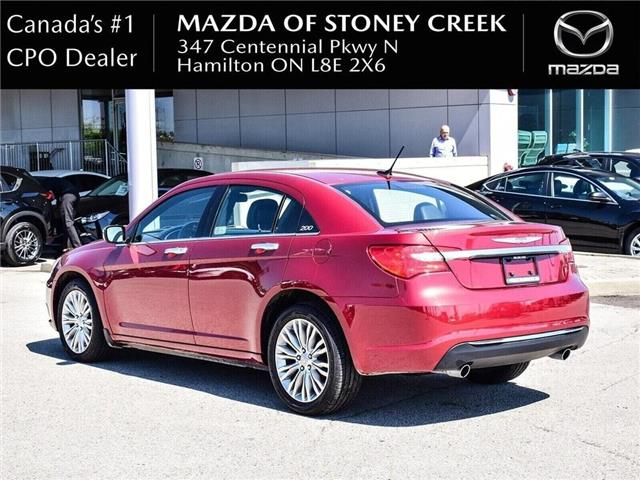 2012 Chrysler 200 Limited (Stk: SU946A) in Hamilton - Image 5 of 24