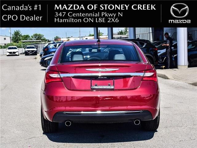 2012 Chrysler 200 Limited (Stk: SU946A) in Hamilton - Image 6 of 24