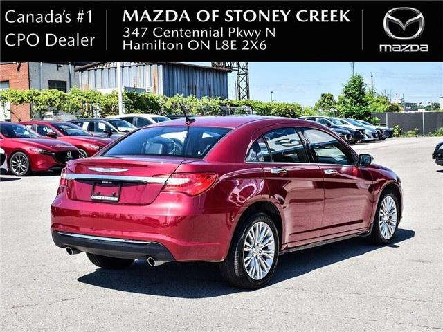 2012 Chrysler 200 Limited (Stk: SU946A) in Hamilton - Image 7 of 24